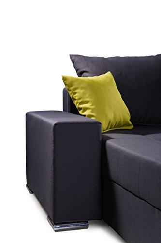 Ecksofa Couch –  günstig Collection AB Jockey  Stoff Bild 6*