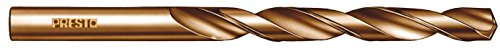 3 Stück Packung Hi-Tech Industrie Spiralbohrer PRESTO HSS-E Co5+ EHR, DIN 338 Heavy Duty (DIN 338 HD), rechtsschneidend, Toleranz h8: Ø 3,20 mm x Gesamtlänge 65 mm x Arbeitslänge 36 mm