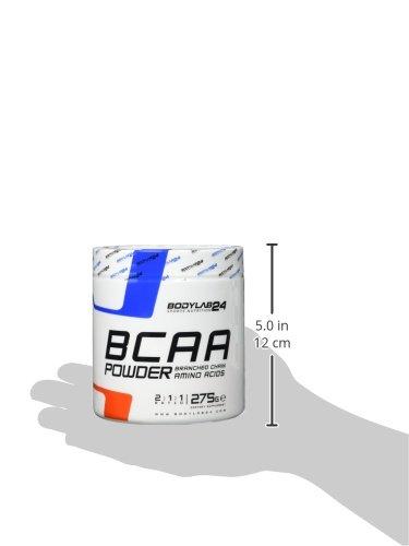 Bodylab24 BCAA Pulver, 275g - 5