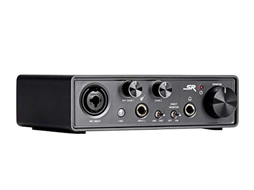 Monoprice Stage Right Series USB Audio Recording Interface (625909)