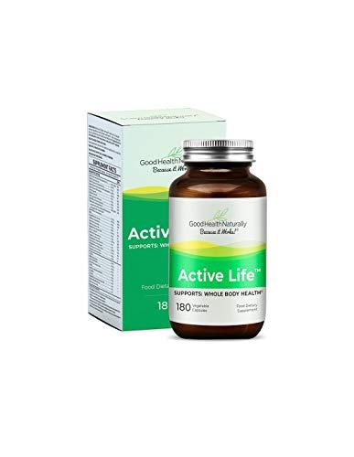 Active Life Capsules - 180 Capsules