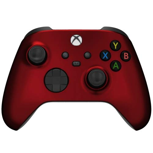 Xbox One Red Modded Rapid Fire Controller / Sniper Quick Scope / Drop Shot / Quick Aim / Zombies Auto Aim / Mimic / Burst / For Call of Duty / Modern Warfare / Black Ops / All Games / Soft Touch