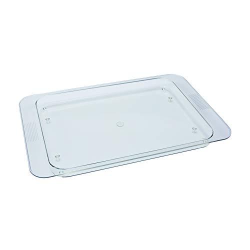 SoNa24 Tablett zu Rollator Dietz Taima/Acryltablett/passend für: TAIMA M-ECO, TAiMA M, TAiMA XC, TAiMA S-GT, TAiMA M-GT | nur passend für Modelle mit neuer Sitzbespannung aus Nylon