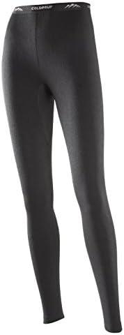ColdPruf Women s Basic Active Wear Pants Black XX Large product image