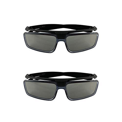 2-Pack Sony TDG-500P Passive 3D Glasses