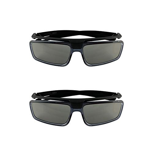 2-Pack Sony TDG-500P Passive 3D Glasses
