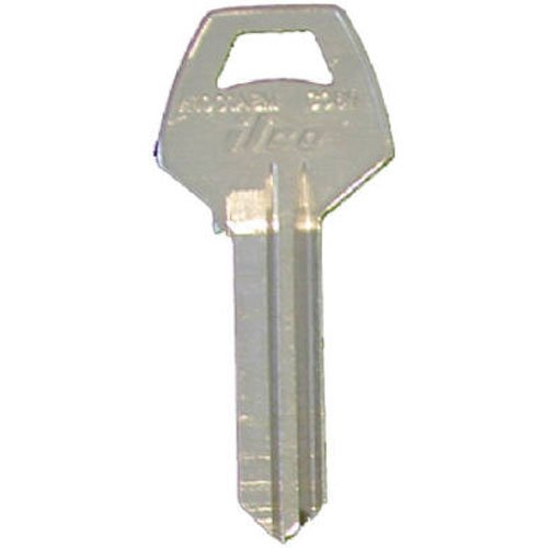 KABA ILCO CO87-1001EH Key Blank for Corbin Lockset, Equivalent to Corbin Key Blank Z1-60-5