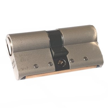 Keso 8000 Omega² Doppelzylinder 81.E16 Professional mit Prioritätsfunktion Außen 30mm - Innen 35mm 3 Langschlüssel