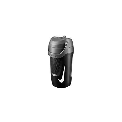 Nike Unisex– Erwachsene Fuel Jug Trinkflasche, Black/Anthracite/White, 1892 ml