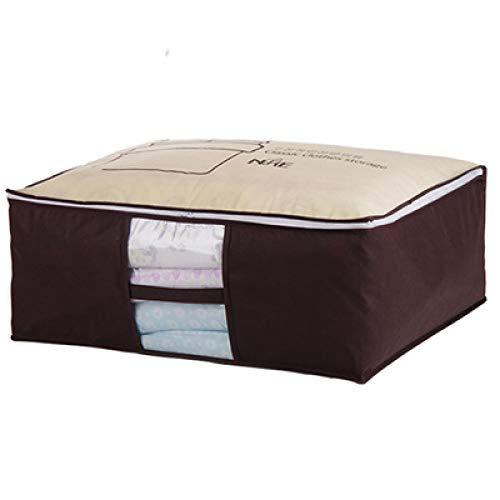 Niet geweven, spaart ruimte voor bed onder de kast, opbergdoos, organizer voor munten.