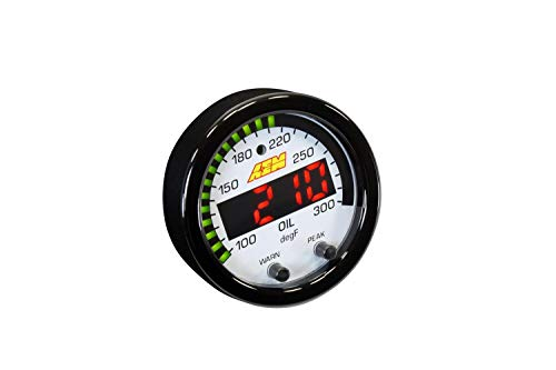 AEM 30-0302 X-Series Temperature Gauge
