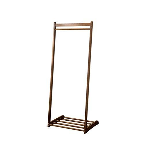 Haushaltsprodukte Garderobe Bambus Boden Stehen Schlafzimmer Kleiderbügel Boden...