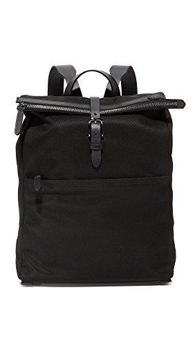 Mismo Men's M/S Express Backpack, Black/Black, One Size