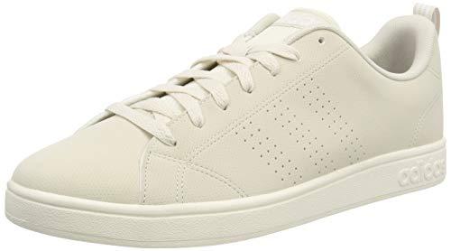 adidas Vs Advantage Cl, Scarpe da Tennis Uomo, Bianco (Raw White/Ftwr White/Cloud White Raw White/Ftwr White/Cloud White), 49 EU
