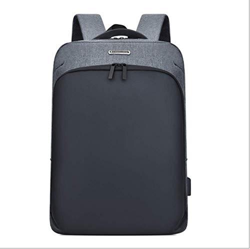 Zhongshanshiyoukeshidian Rugzakken voor heren en dames, computertassen, zakelijke rugzakken   slijtvast, multifunctioneel, 44 cm * 31 cm * 11 cm  ,B