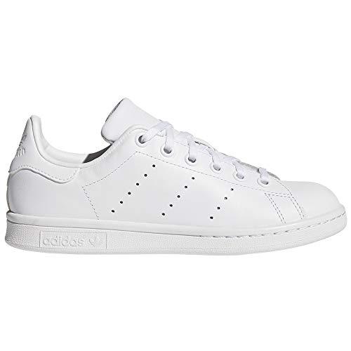 adidas Stan Smith para Mujer, Zapatillas Blancas, Deportivas de Moda, Sneaker Tenis.g