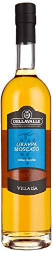 Dellavalle Villa Isa MOSCATO Barrique Grappa (1 x 0.7 l)