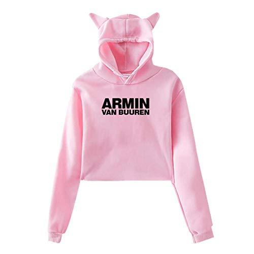 Armin Van Buuren - Sudadera con capucha para mujer