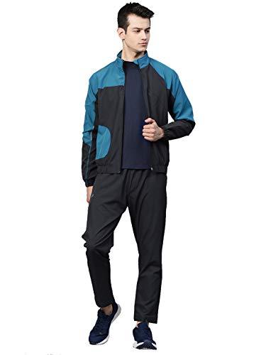 DIDA Mens Fine Micro Spandex Track Suit