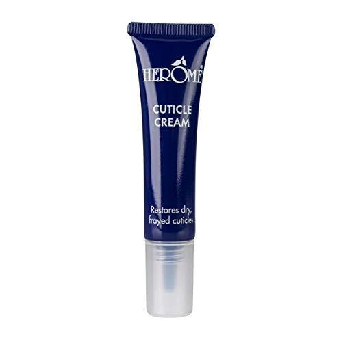 Herome Nagelhautcreme (Cuticle Cream) - 15ml. - repariert trockene und (ein)gerissene Nagelhäute und hat eine entzündungshemmende Wirkung.