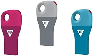 Emtec International 16GB USB 2.0 Flash Drive 3-pack