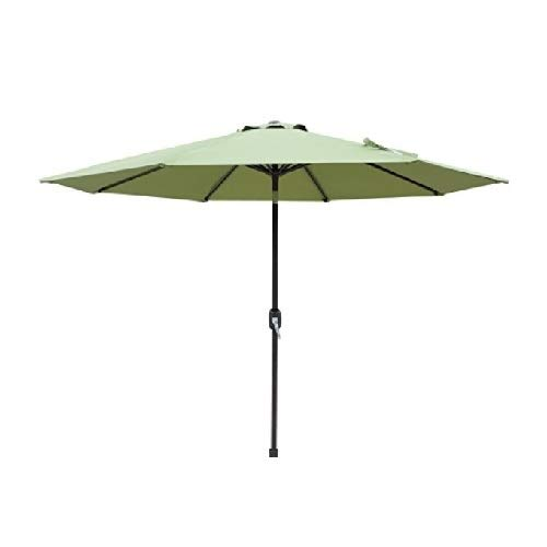 Great Price! Pool Cleaner Replacement Parts Trinidad 9-ft Octagonal Market Umbrella in Polyester - C...
