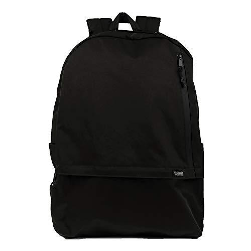 [ヘルスニット] Healthknit バックパック リュック 撥水 多収納 軽量 メンズ レディース ユニセックス ブラック 黒 Free