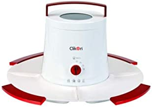 Clikon 1 Liter Deep Fryer with 4 Plate - CK2277