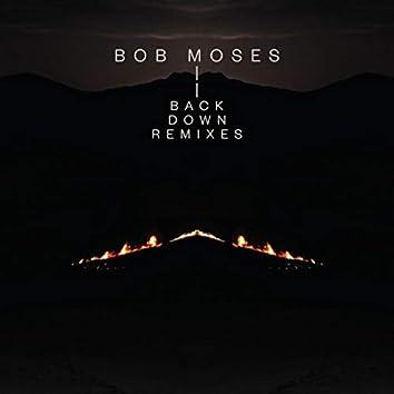 Back Down (Remixes)