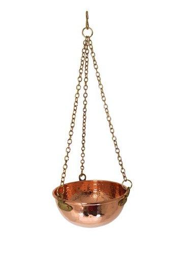 \'CopperGarden®\' hängende Kupferschale, 1 Liter
