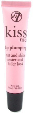 W7 Kiss Me Lip Plumping Lip Gloss 14ml by W7