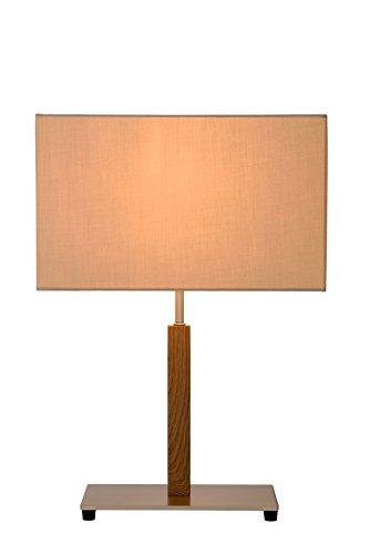 Lucide FESTA - Lampe De Table - Taupe