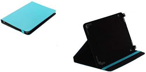 gtsk Funda tipo libro para tablet Vodafone Tab Prime 7, con práctica función atril, color azul