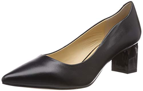 CAPRICE Damen Gillian Pumps, Schwarz (Black Nappa 22), 39 EU