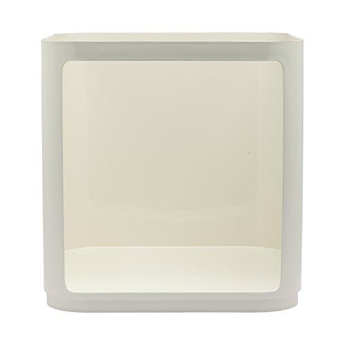 Componibili 4979 - quadratisches Element hoch Kartell