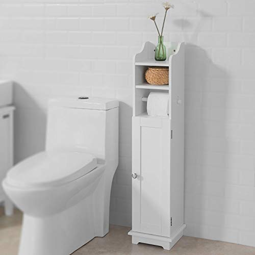 Top 10 best selling list for wooden toilet paper holder cabinet