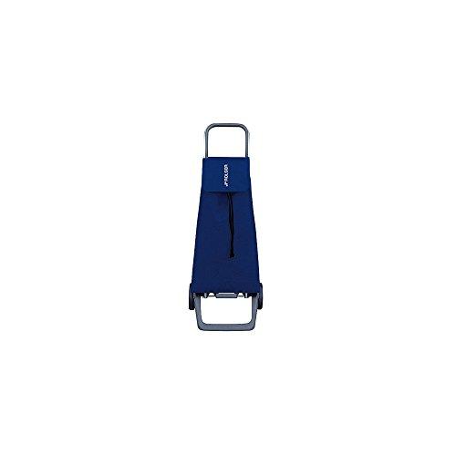Rolser Einkaufsroller Joy/Jet LN, JET001, 40 Liter, 40 kg Tragkraft, 35 x 39 x 97,5 cm, blau