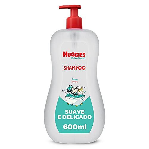 Shampoo Infantil Huggies Extra Suave - 600ml, Huggies