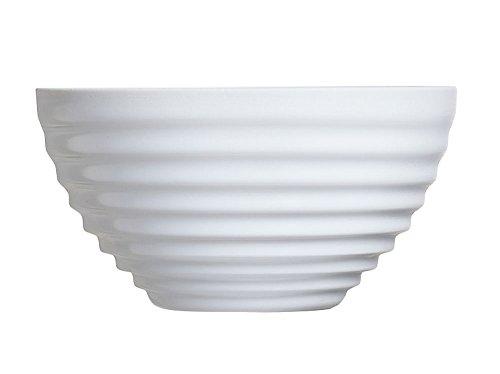 Dajar Schale Harena 13 cm LUMINARC, Glas, Weiß
