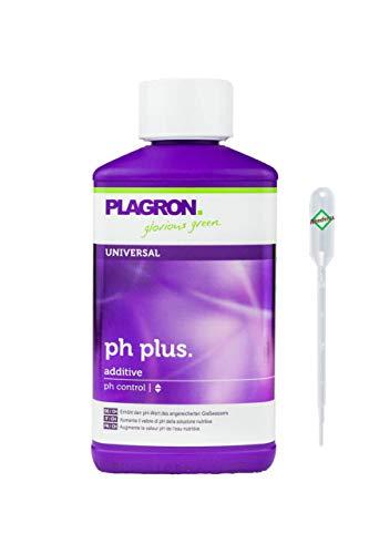 Weedness Plagron pH+ Plus 500 ml - pH-Heber Grow Anbau Indoor Dünger Plagron Dünger Ph Plus Flüssig Heben