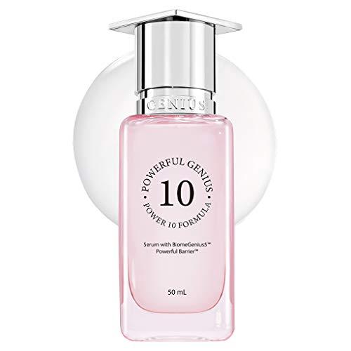 It S SKIN Power 10 Formula Powerful Genius Serum 1.69 fl.oz. (50ml) - Resolves 10 Skin Concerns in 10 Days, Ultra Moisturizing & Anti-Aging, Safe Ingredients, Lactobacillus Ferments Healthy Skin Care