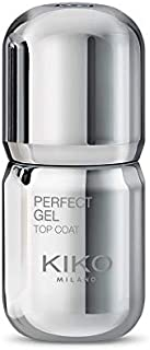 KIKO Milano Perfect Gel Top Coat Polish Clear, 10 ml