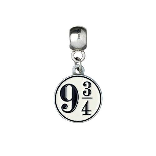Harry Potter Charm Platform 9 3/4 (silver plated) Carat Shop Pendenti Collane