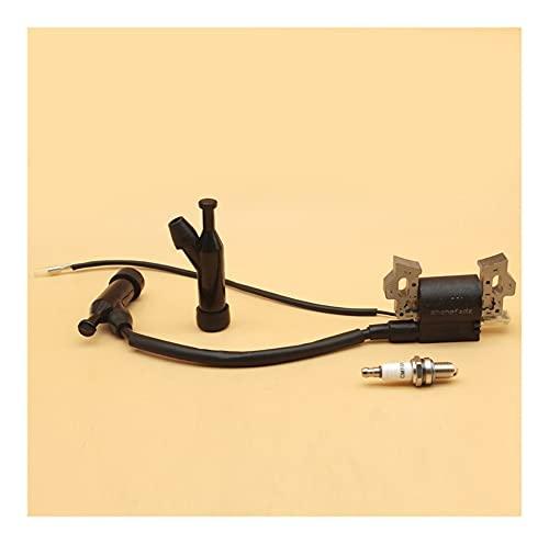 Encendido de la bobina de la bobina de la bobina Ajuste para H-Onda GX110 GX120 GX140 GX160 GX200 168F 4-For Stroke Gasoline For Motor For Motor Cortacésica Generador de cortacésped