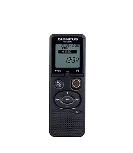 Olympus VN-541PC Czarny (4GB) + słuchawki E39
