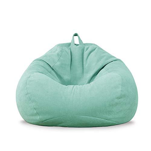 SD Bean Bag Chaise/Pouf Poire/Fauteuil/canapé/avec Repose-Pied/Oreiller/pour Enfants et adultes/90 * 85 * 50cm
