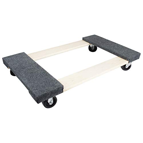 Olympia Tools 85-185 Furniture Dolly, 1000lb Capacity