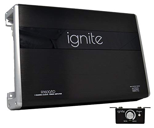 Ignite Audio Mono Block