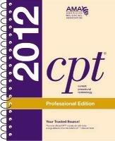 CPT 2012 (Current Procedural Terminology (CPT) Professional) - http://medicalbooks.filipinodoctors.org