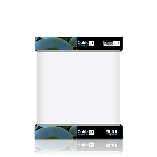 Blau Aquaristic Cubic Panoramic 20X20X25 Cm 10 litros 3150 g